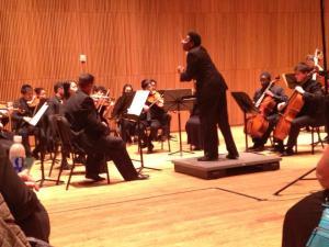 Maestro Marlon Daniel, Ensemble du Monde