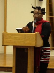 Poet On Watch Author of Simple Pleasures, Poets Network & Exchange Women's Herstory Month Celebration
