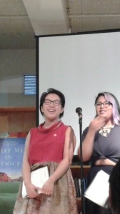 Asian American Writers' Workshop dynamic hosts